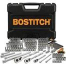 BOSTITCH Mixed Tool Box/Set 146 PIECE MECHANICS SET